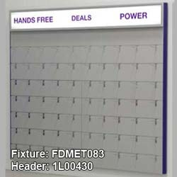 """Purple Graphic for Snap Frame Header - 94.375"""" x 10.375"""""""