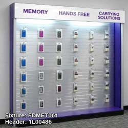 """Purple Graphic for FDMET061 Accessory Wall - 94.375"""" x 10.375"""""""