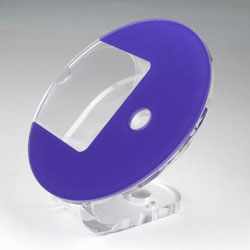 MetroPCS Acrylic Phone Holder for Flat Surfaces