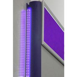 MetroPCS Purple Wall Unit Lighting Kit for Side Illumination