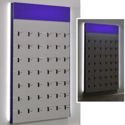 MetroPCS White Wall Unit Lighting Kit for Side Illumination
