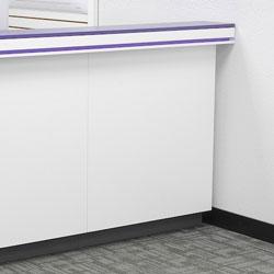 MetroPCS Modular POS Storage Cabinet 33.5w x 38/44h