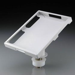 TabletVAULT Mini for Flat Surfaces (Threaded Base)