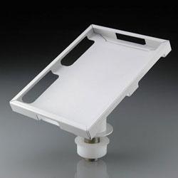 LOCKING Column TabletVAULT Mini for Flat Surfaces (Threaded  Base)